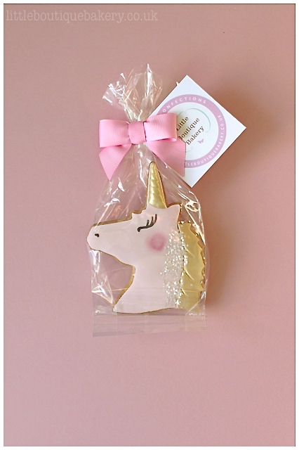 Unicorn Sparkle Cookie