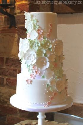 Country Garden Cake