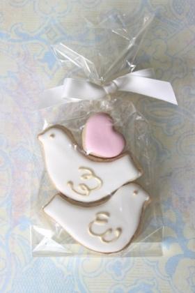 Love Birds Cookies