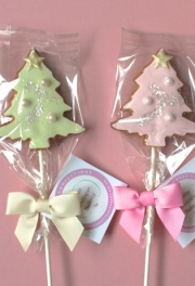 Christmas Tree Pops