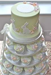 Bunny Cake Tower