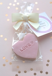 Love Heart Cookie
