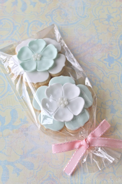Blossom Cookie Favours