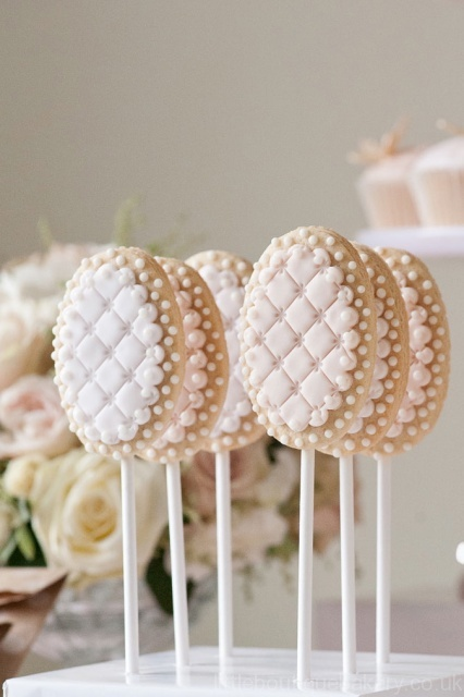 Quilted Cookie Pop