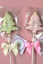 Christmas Tree Pops