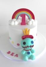 Scrump Doll Birthday Cake